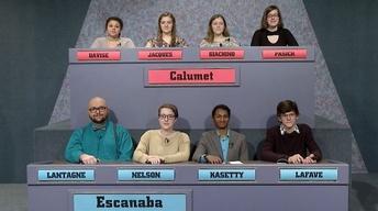 4028 Calumet vs Escanaba