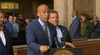 Christie, Booker Call for Federal Attention, Funding for Nor