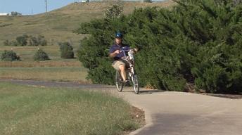 Postcard-Pierre Bike Trail
