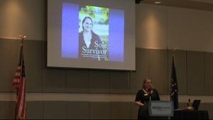 """Regional Voices: Holly K. Dunn, Author, """"Sole Survivor"""""""