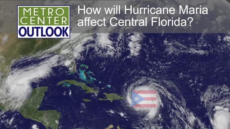 Metro Center Outlook: Impact of Hurricane Maria
