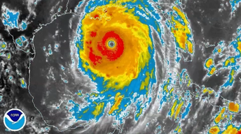 Hurricanes Camille & Katrina