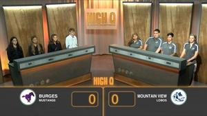 Mountain View vs. Burges