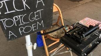 Nebraska Stories: Plein Air Poet and More