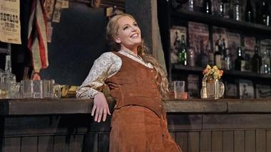 La Fanciulla del West Preview