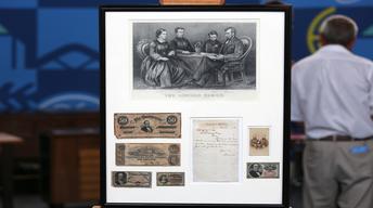 S22 Ep8: Appraisal: 1864 Abraham Lincoln Presidential Letter
