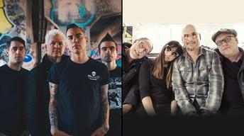 Anti-Flag / Pixies