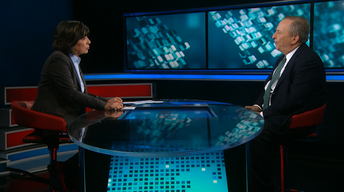 Amanpour: Larry Summers, Robert Lawrence Kuhn and Minxin Pei