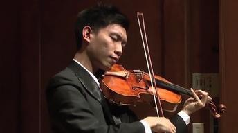 Violist En-Chi Cheng Graduation Recital