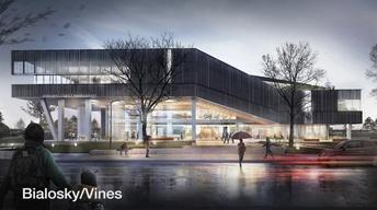 MLK Library Design Competition; CAC; Film Tax Credit