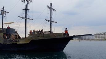 Mackinaw Pirate Cruises