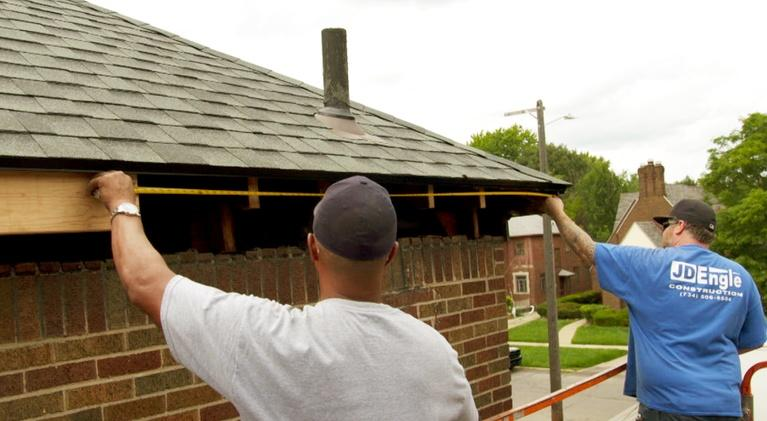 This Old House: Detroit | Fixing the Fascia