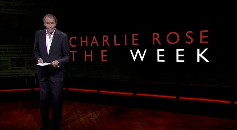 Charlie Rose The Week: August 11, 2017