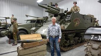 Wyoming Museum of Military Vehicles - Dan Starks