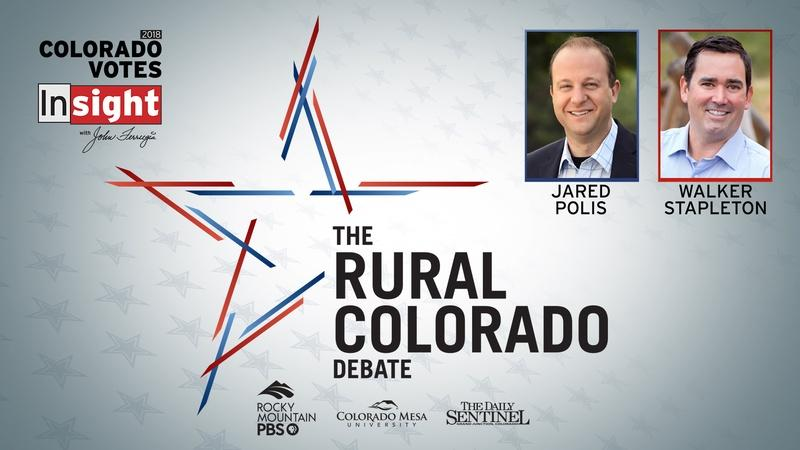Colorado Votes: The Rural Colorado Debate