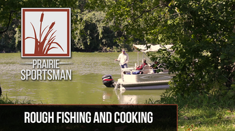 Rough Fishing and Cooking