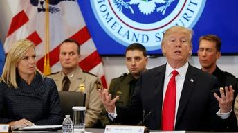 News Wrap: Trump rejects new bipartisan immigration plan