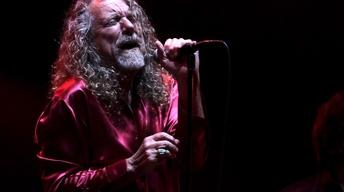 Robert Plant follows the 'Fire' of his musical passions