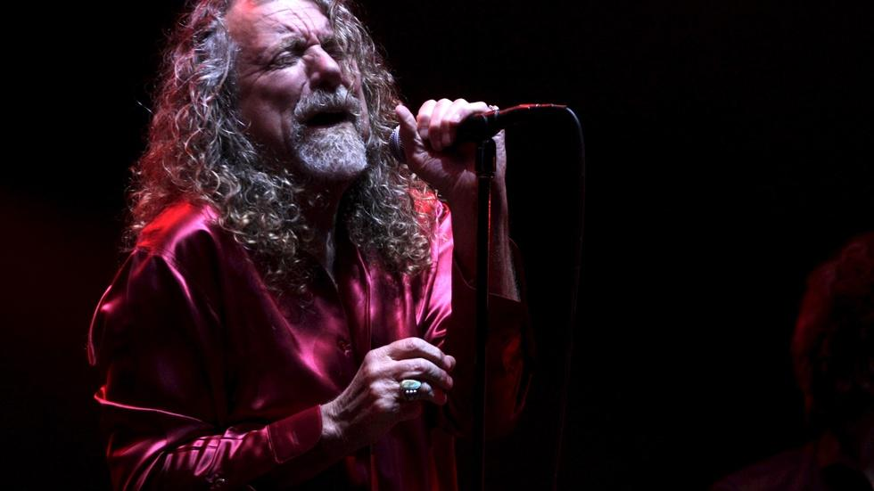 Robert Plant follows the 'Fire' of his musical passions image