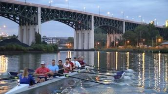 Cleveland Mayoral Debate; Cleveland's Rowing Community