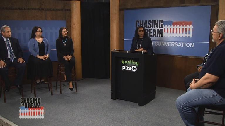 ValleyPBS Specials: Chasing the Dream: 93706 A Conversation
