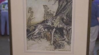 S21 Ep19: Appraisal: 1908 Arthur Rackham Illustration