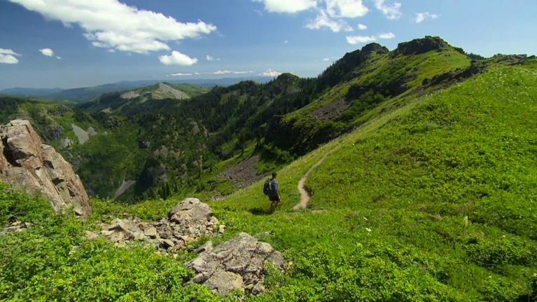 Oregon Field Guide: Mountain Time