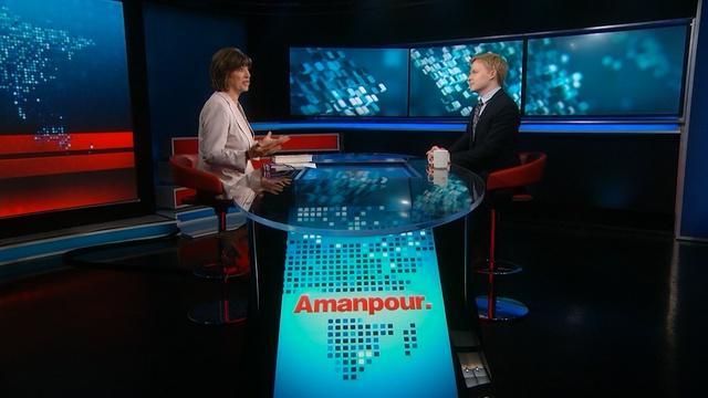Amanpour: Ronan Farrow