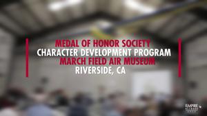 Medal of Honor Society Character Development Program