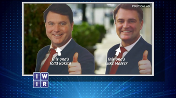 GOP Senate Candidates - March 30, 2018