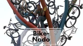 Arts District: Bike-Nado!