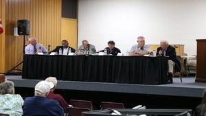 KMOS Vietnam Panel Discussion #1 Warrensburg, MO