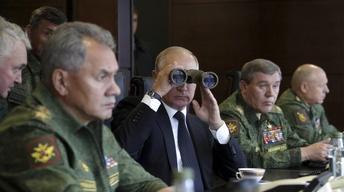 Do Russia's war games have a darker purpose?