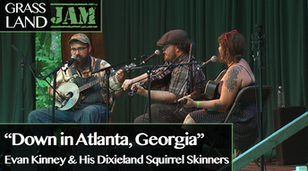 "Dixieland Squirrel Skinners ""Down in Atlanta, Georgia"""