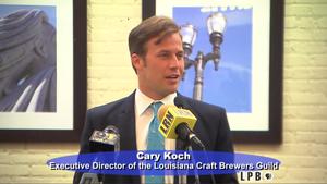6/19/17 - Cary Koch, Executive Director of the Louisiana Cra