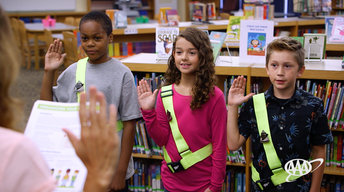 AAA School Safety Patrol Program
