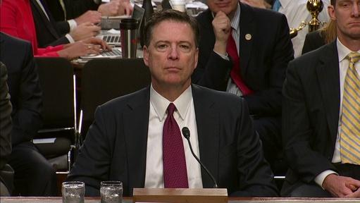 War of Words: Trump and Comey accuse each other of lying Video Thumbnail