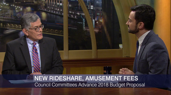 Ride-Sharing Fees, Amusement Tax Advance in City Council
