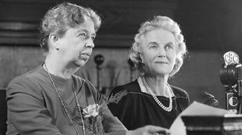 Eleanor Roosevelt | She Inspires