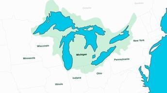 Tapping the Great Lakes