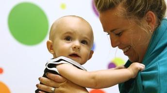 Baby Treadmills Boost Motor Skills