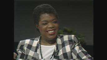 Oprah Talks About Her Early Life and Career in 1984