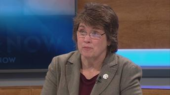 Kathleen Vinehout On Run For Governor, Controversial Letter
