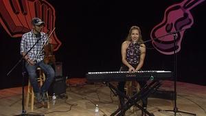 Talia Leilani with Thomas De Santos