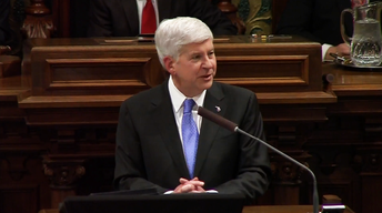 Michigan State of the State 2018