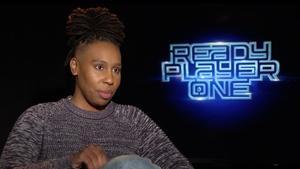 """Lena Waithe for """"Ready Player One"""""""