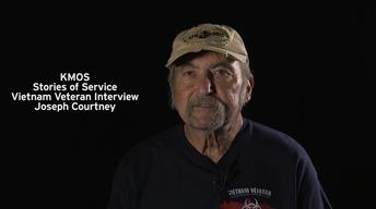Joseph Courtney Vietnam War Interview