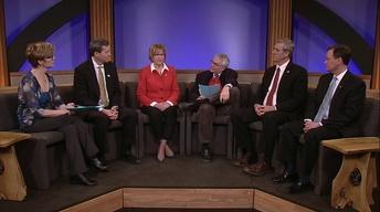 The Four Leading Republican Candidates for Governor Debate