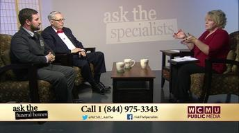 Ask the Funeral Homes Director