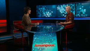 Amanpour: Alexandra Dean and Annie Lennox